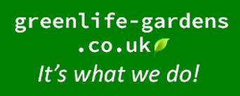 Gardening Services Greenlife Gardens Logo